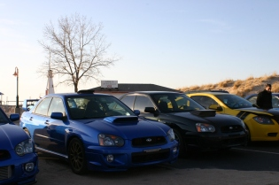 My friends' STis