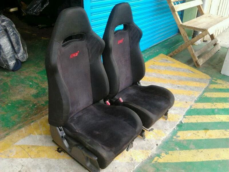 Spec C / S202 Seats