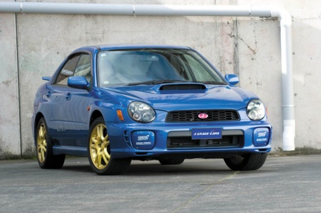 Version 7 Standard STi