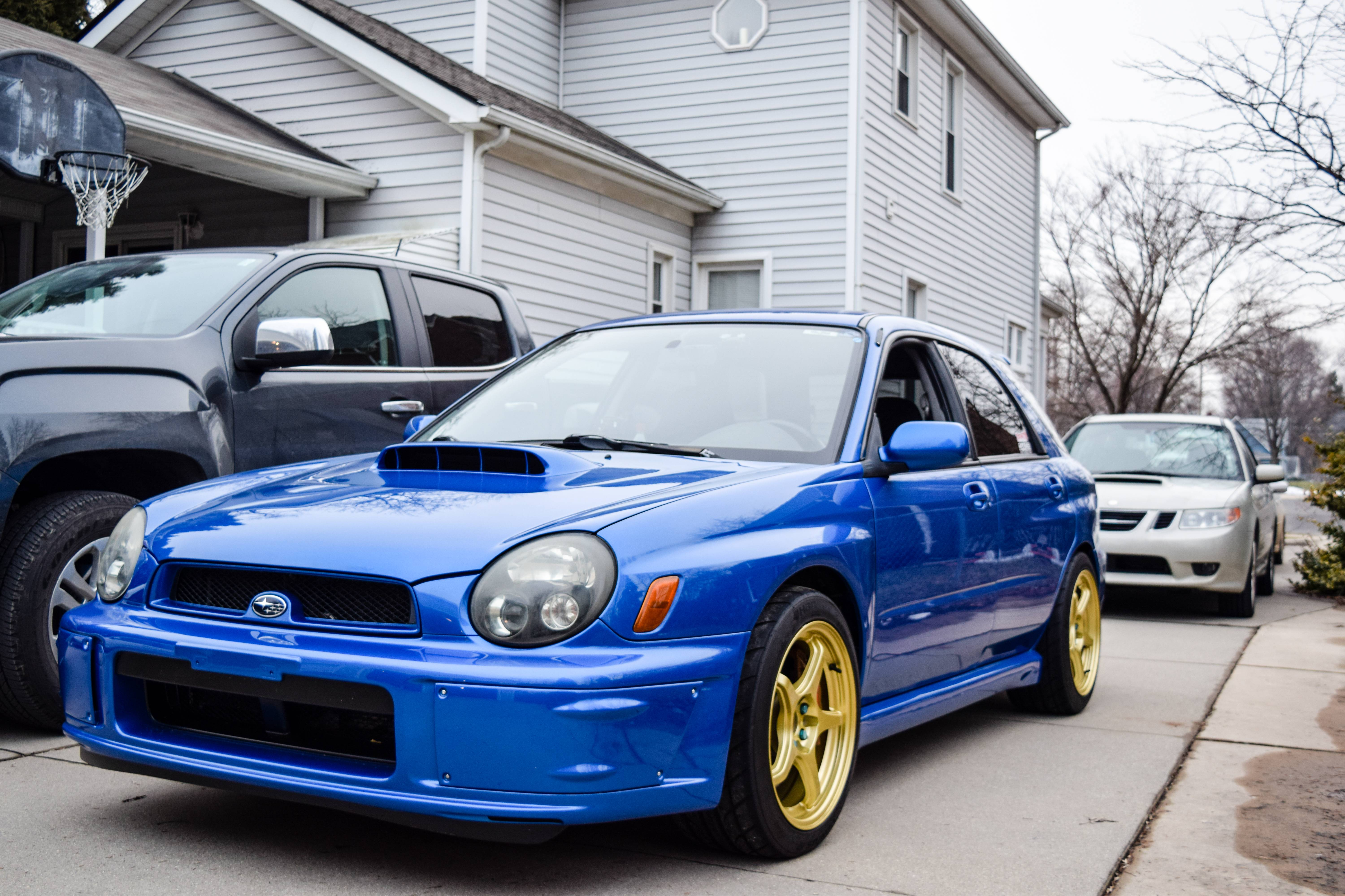 100 subaru bugeye wagon 2002 subaru impreza wrx modified magazine vrd customs avery. Black Bedroom Furniture Sets. Home Design Ideas