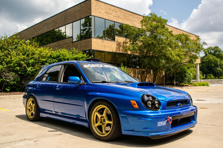 Wheels And Fitment On Your Subaru Wrx Wagon Jn Garage